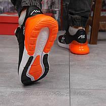 Кросівки чоловічі 15287, Nike Air 270, чорні, [ 42 46 ] р. 41-26,5 див., фото 3
