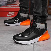 Кроссовки мужские 15287, Nike Air 270, черные, [ 42 46 ] р. 42-27,0см., фото 3