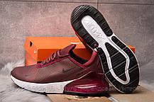 Кросівки чоловічі 15304, Nike Air 270, бордові, [ 42 ] р. 42-26,8 див., фото 2