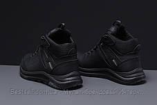 Зимние мужские кроссовки 31582, Ecco Biom (мех), черные, [ нет в наличии ] р. 40-26,5см., фото 3