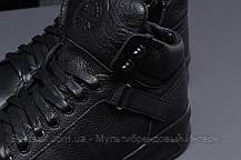 Зимові чоловічі кросівки 31601, SSS Shoes Underground (хутро), чорні, [ немає ] р. 43-29,0 див., фото 3