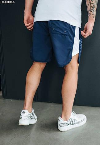 Пляжні шорти Staff navy & white темно-синій/білий UKK0044 S, 46, фото 2
