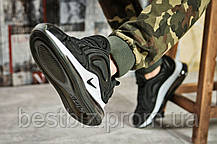 Кроссовки мужские 15384, Nike Air 720, черные, [ нет в наличии ] р. 45-29,0см., фото 3
