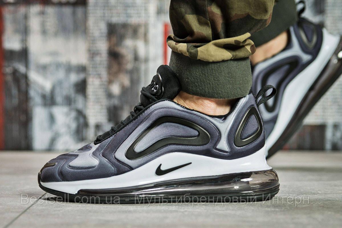 Кросівки чоловічі 15385, Nike Air 720, сірі, [ 42 43 ] р. 42-27,0 див.