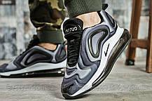 Кросівки чоловічі 15385, Nike Air 720, сірі, [ 42 43 ] р. 42-27,0 див., фото 2