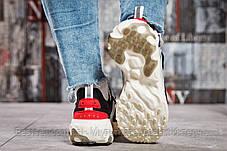 Кроссовки женские 15443, Nike React, черные, [ 37 38 39 40 ] р. 37-23,0см., фото 3