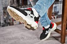 Кросівки жіночі 15443, Nike React, чорні, [ 37 38 39 40 ] р. 37-23,0 див., фото 3