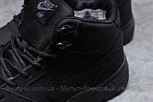Зимові чоловічі кросівки 31701, Nike Air ACG, чорні, [ немає ] р. 44-28,4 див., фото 3