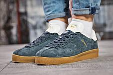 Кросівки жіночі 15464, Adidas Topanga, темно-сірі, [ 38 ] р. 38-24,0 див., фото 2