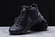 Зимние мужские кроссовки 31761, Solomon SuperCross, черные, [ нет в наличии ] р. 42-27,0см., фото 2