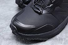Зимние мужские кроссовки 31761, Solomon SuperCross, черные, [ нет в наличии ] р. 42-27,0см., фото 3