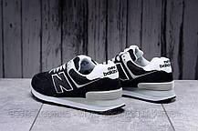 Кроссовки мужские 17781, New Balance  574, черные, [ 46 ] р. 46-29,4см., фото 2