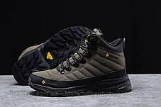 Зимові чоловічі кросівки 31773, Columbia Contagrip, зелені, [ немає ] р. 41-26,5 див., фото 2