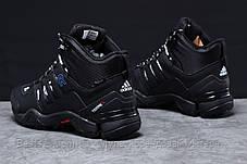 Зимові чоловічі кросівки 31783, Adidas Terrex Gore Tex, чорні, [ немає ] р. 41-26,5 див., фото 2