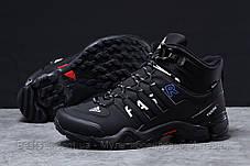 Зимние мужские кроссовки 31783, Adidas Terrex Gore Tex, черные, [ нет в наличии ] р. 41-26,5см., фото 3