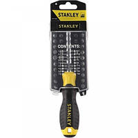 Отвертка STANLEY с набором насадок (34шт.) (STHT0-70885)