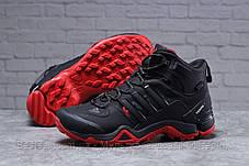 Зимние мужские кроссовки 31785, Adidas Terrex Gore Tex, черные, [ нет в наличии ] р. 41-26,5см., фото 3