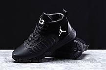 Зимові чоловічі черевики 31791, Jordan 23, чорні, [ немає ] р. 42-28,5 див., фото 2