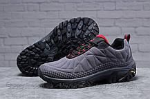 Зимові чоловічі кросівки 31801, Merrell Vibram, сірі, [ немає ] р. 44-28,5 див., фото 2