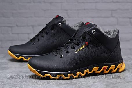 Зимові чоловічі черевики 31811, Columbia Track II, чорні, [ немає ] р. 40-27,0 див., фото 2
