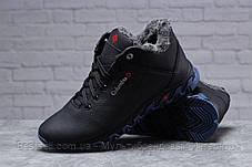 Зимові чоловічі черевики 31813, Columbia Track II, чорні, [ немає ] р. 45-30,0 див., фото 2