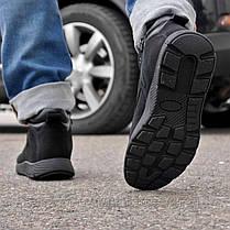 Зимові чоловічі черевики 31841, Camel (на хутрі, в коробці), чорні, [ 42 43 44 45 ] р. 42-27,5 див., фото 3
