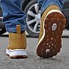 Зимние мужские ботинки 31845, Camel (на меху, в коробке), песочные, [ 45 ] р. 43-28,0см., фото 2
