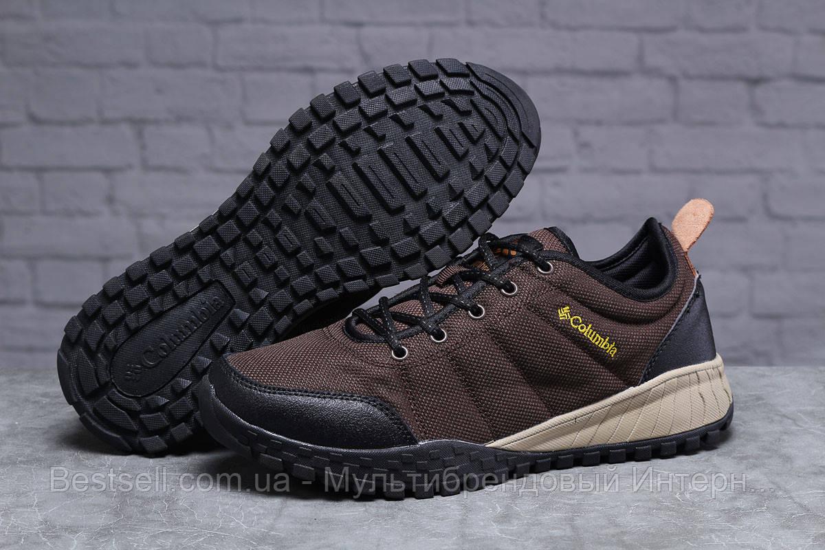 Кросівки чоловічі 18004, Columbia, коричневі, [ 41 43 44 45 46 ] р. 41-26,5 див.
