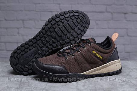 Кросівки чоловічі 18004, Columbia, коричневі, [ 41 43 44 45 46 ] р. 41-26,5 див., фото 2