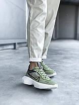 Жіночі салатові з білим кросівки VISTA LITE, фото 3