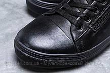 Зимові чоловічі черевики 31921, Philipp Plein (хутро), чорні, [ 41 ] р. 41-27,0 див., фото 2