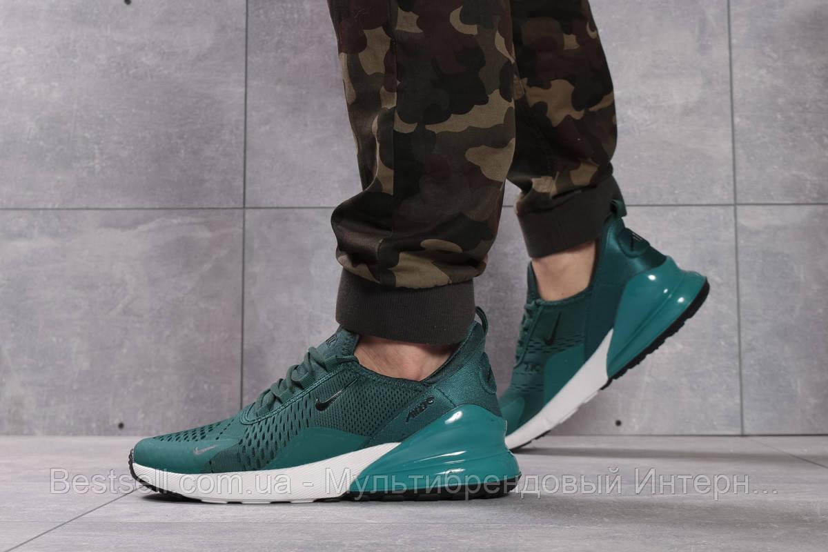 Кросівки чоловічі 16061, Nike Air 270, зелені, [ 43 44 ] р. 43-26,0 див.