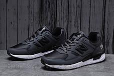 Кросівки чоловічі 18042, New Balance 530, темно-сірі, [ немає ] р. 43-27,5 див., фото 2