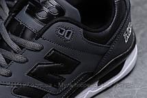 Кросівки чоловічі 18042, New Balance 530, темно-сірі, [ немає ] р. 43-27,5 див., фото 3