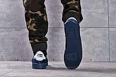 Кросівки чоловічі 16242, Adidas Pharrell Williams, темно-сині, [ 42 43 44 45 ] р. 42-27,0 див., фото 3