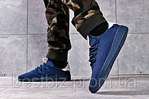 Кросівки чоловічі 16242, Adidas Pharrell Williams, темно-сині, [ 42 43 44 45 ] р. 42-27,0 див., фото 2