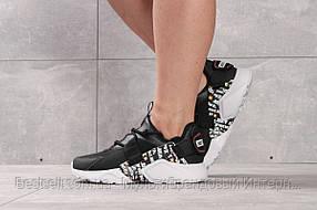 Кросівки жіночі 16382, Nike Air Huarache City Low, чорні, [ 36 37 ] р. 36-22,5 див.