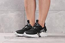 Кроссовки женские 16382, Nike Air Huarache City Low, черные, [ 36 37 ] р. 36-22,5см., фото 2