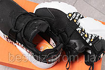 Кроссовки женские 16382, Nike Air Huarache City Low, черные, [ 36 37 ] р. 36-22,5см., фото 3