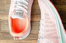 Кроссовки женские 16502, BaaS Ploa, розовые, [ 36 37 ] р. 36-23,0см., фото 3