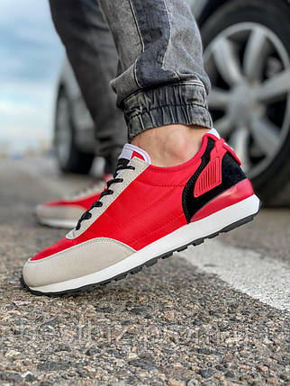Кросівки чоловічі 18131, Undercover Jun Takahashi, червоні, [ 41 42 43 44 45 ] р. 41-27,0 див., фото 2