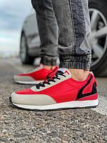 Кросівки чоловічі 18131, Undercover Jun Takahashi, червоні, [ 41 42 43 44 45 ] р. 41-27,0 див., фото 3