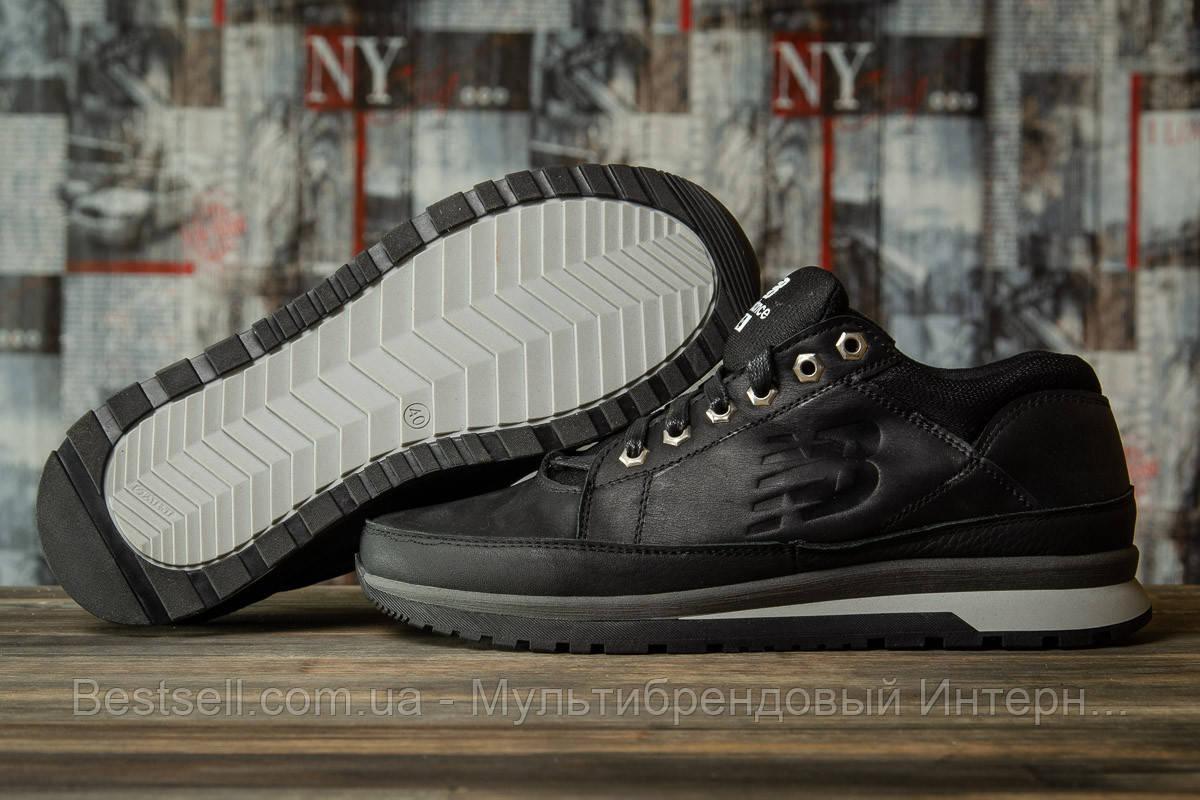 Кросівки чоловічі 16571, New Balance 574, чорні, [ 40 ] р. 40-26,8 див.