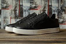 Кросівки чоловічі 16632, SSS Shoes, чорні, [ 40 43 44 45 ] р. 40-26,6 див., фото 2