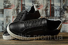 Кросівки чоловічі 16632, SSS Shoes, чорні, [ 40 43 44 45 ] р. 40-26,6 див., фото 3
