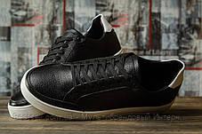 Кроссовки мужские 16632, SSS Shoes, черные, [ 40 43 44 45 ] р. 40-26,6см., фото 3
