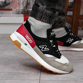 Кросівки чоловічі 16701, New Balance 1500, сірі, [ 41 42 43 ] р. 41-26,0 див.