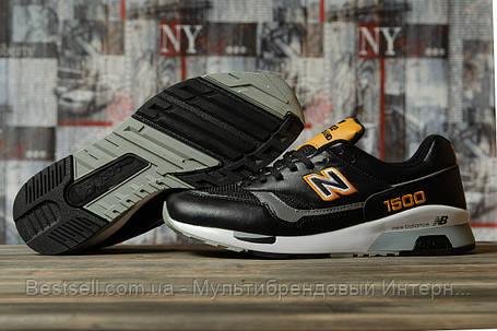 Кроссовки мужские 16710, New Balance 1500, черные, [ 42 43 44 ] р. 42-26,5см., фото 2