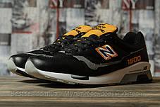Кросівки чоловічі 16710, New Balance 1500, чорні, [ 42 43 44 ] р. 42-26,5 див., фото 2