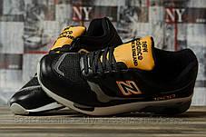 Кроссовки мужские 16710, New Balance 1500, черные, [ 42 43 44 ] р. 42-26,5см., фото 3